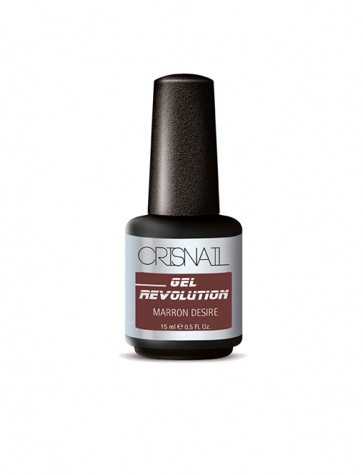 5625_CRISNAIL Gel Revolution MARRON DESIRE