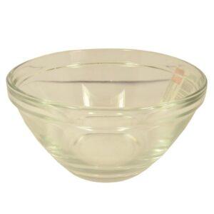 glazen mengschaal klein