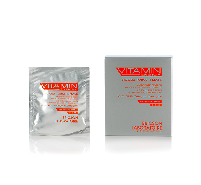Biocell Force-4 Mask Vitamin Energy