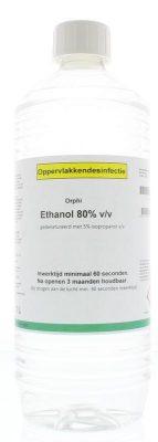 ethanol 80%